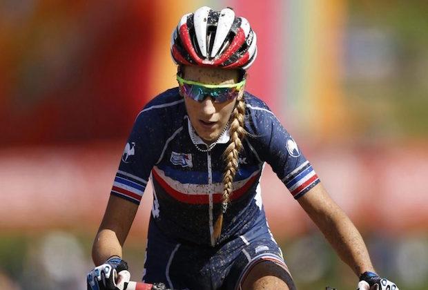 Portait de la semaine : Pauline Ferrand-Prévot, du cyclisme sur route au VTT, rien ne l'arrête !