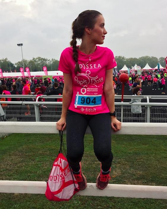 Une à deux fois par semaine, Élise Bermond-Boyer enfile ses baskets et part courir. Une routine sportive qu'elle répète depuis la fin de ses études.