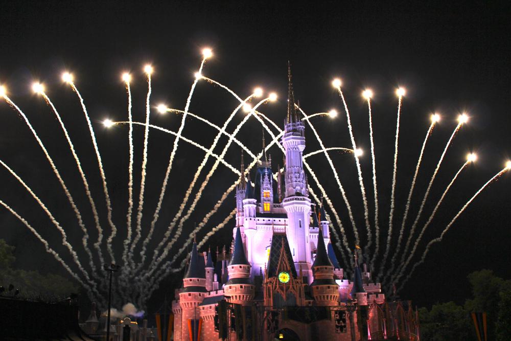 Courir déguisée en princesse au pays de Mickey, c'est possible !