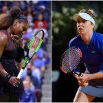 L'Américaine Serena Williams (N.8) et l'Ukrainienne Elina Svitolina (N.5) se sont qualifiées pour le dernier carré de l'US Open mercredi, à New York.