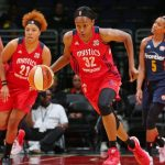 La franchise des Washington Mystics a remporté le titre WNBA, la Ligue féminine de basket américaine jeudi, en battant le Connecticut Sun en finale (89-78).