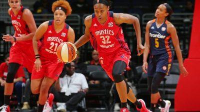 WNBA : Les Washington Mystics sacrés !