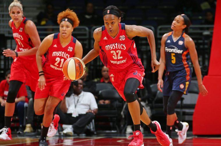 WNBA : les basketteuses de Washington Mystics sacrées !