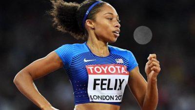 [Mondiaux-2019 d'athlétisme] Allyson Felix explose le record d'Usain Bolt !