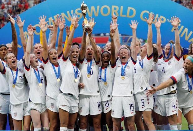 Audience : plus d'un milliard de téléspectateurs pour la Coupe du monde 2019