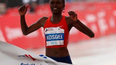 Marathon : Brigid Kosgei explose le record du monde !