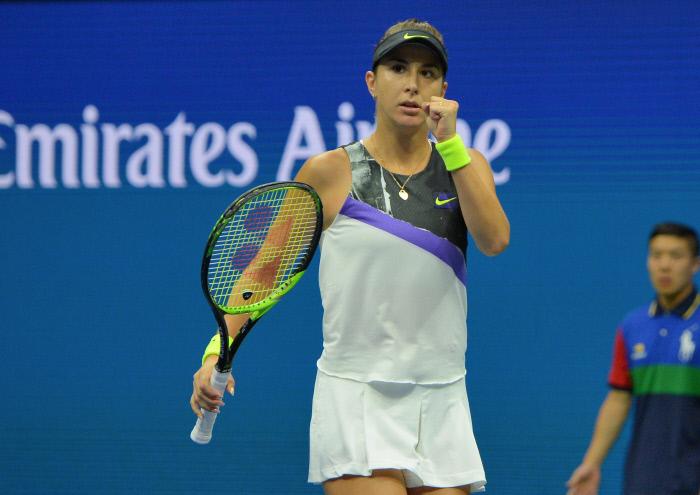 Classement WTA : Bencic 7e mondiale, Mladenovic de nouveau N.1 tricolore