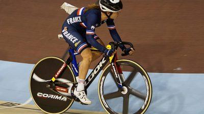 Cyclisme sur piste : les Françaises au pied du podium à l'Euro
