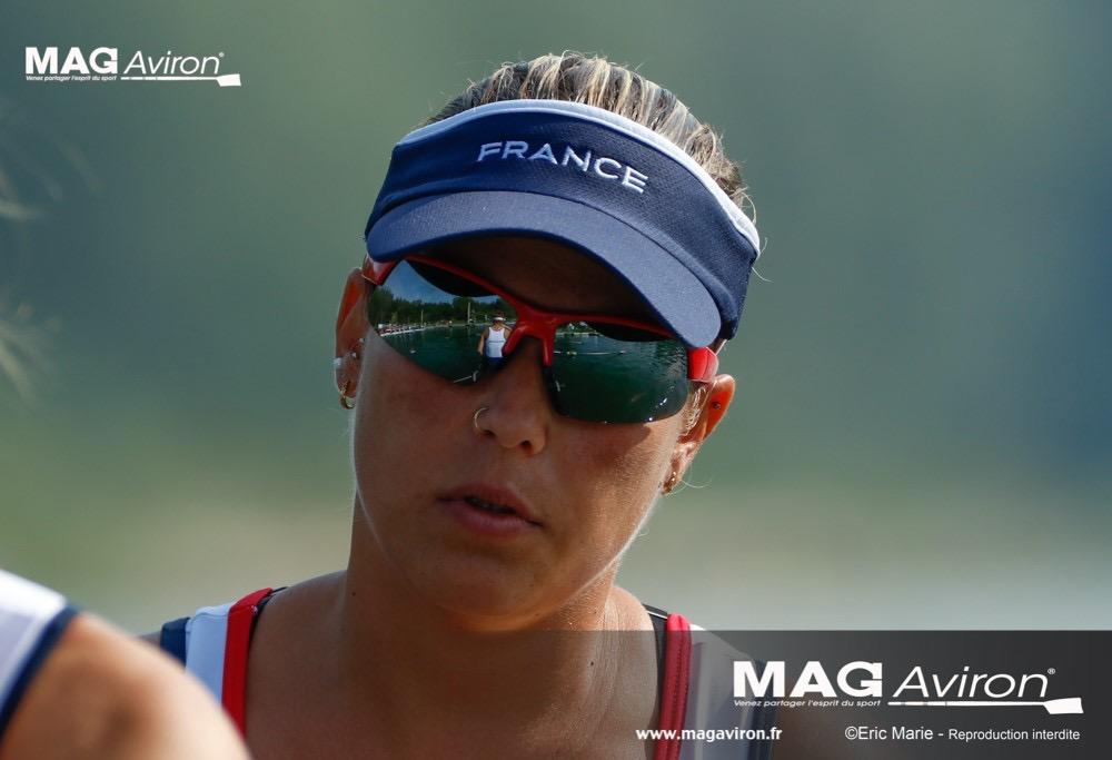 Rencontre avec Élodie Lorandi, la nouvelle étoile du handisport français, passée de la natation à l'aviron. Elle est ambassadrice de notre partenaire EAFIT.