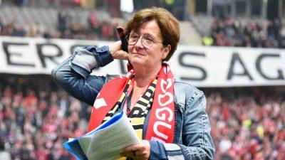 Anne-Sophie Roquette, la voix d'un club