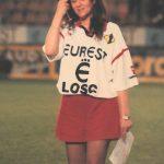 Il y a 30 ans, elle devenait la première femme speakerine d'un stade de football en France. Rencontre avec Anne-Sophie Roquette, ex voix officielle du LOSC.