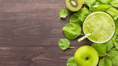 Food – Boostez votre rentrée avec le smoothie vitaminé pommes-kiwis