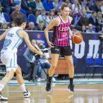Pour son tout premier match de l'histoire en Euroligue féminine de basketball, l'ASVEL féminin de Tony Parker s'est incliné 79-64 face à Koursk.