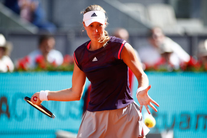 WTA Linz : Kristina Mladenovic passe en quarts-de-finale
