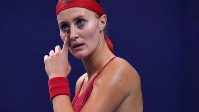 WTA de Moscou : Mladenovic tombe en demi-finale face à Bencic