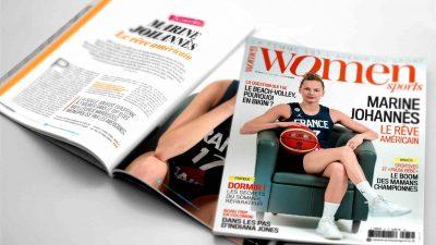 Le magazine WOMEN SPORTS N.14 sera bientôt en kiosques !