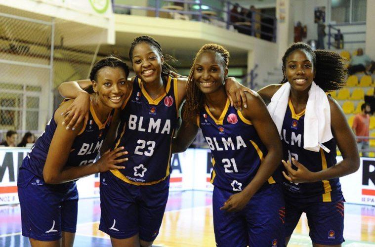 Ligue féminine de basketball (J3) – Montpellier domine Lyon !
