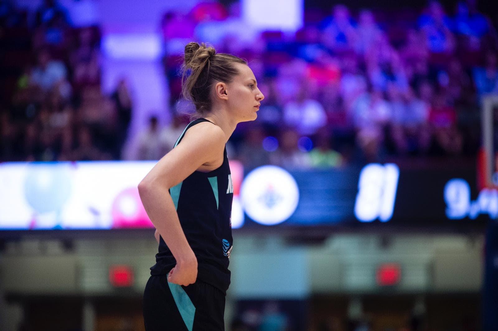 Après avoir brillé avec Bourges pendant trois saisons, Marine Johannès est partie vivre son rêve américain, recrutée par le Liberty de New York en WNBA.