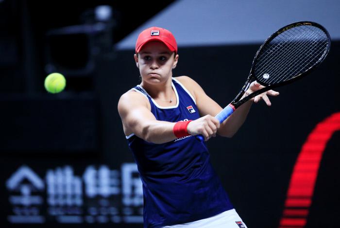 Masters 2019 : Barty file en demies après avoir battu Kvitova