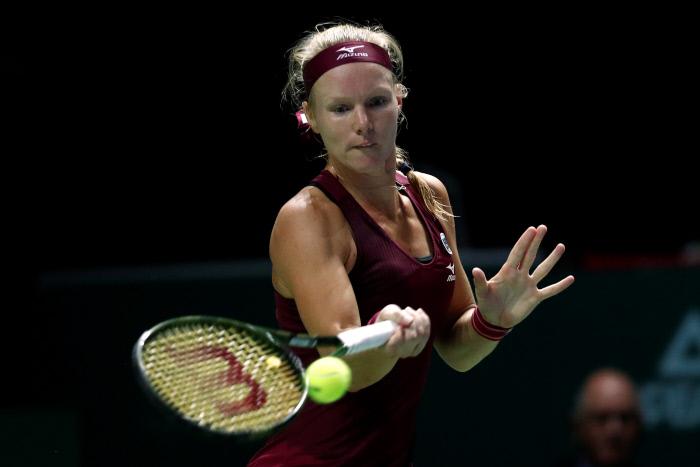 Masters 2019 : Bertens renonce, troisième abandon de la semaine !