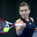Simona Halep, N.1 mondiale, a remporté son duel contre Bianca Andreescu (N.4) lundi, à l'occasion de son premier match du Masters 2019 de Shenzhen (Chine).