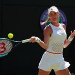 Kristina Mladenovic s'en est plutôt bien sortie ce mardi au tournoi WTA de Moscou. La Française s'est en effet qualifiée pour le second tour.