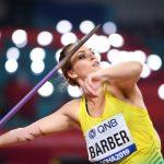 L'Australienne Kelsey-Lee Barber a remporté mardi le concours de javelot des Mondiaux-2019 d'athlétisme de Doha (Qatar).