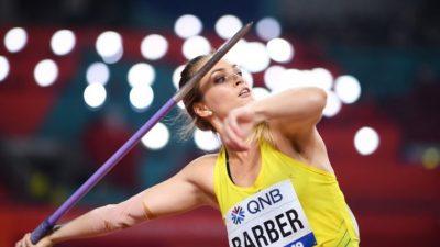 [Mondiaux-2019 d'athlétisme] Kelsey-Lee Barber en or au javelot