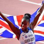 La Britannique Dina Asher Smith a remporté la médaille d'or sur 200 m des Mondiaux-2019 d'athlétisme mercredi soir, à Doha (Qatar).