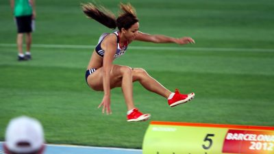 [Mondiaux-2019 d'athlétisme] Katarina Johnson-Thompson sacrée à l'heptathlon