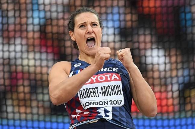 [Mondiaux-2019 d'athlétisme] Mélina Robert-Michon qualifiée pour la finale du disque