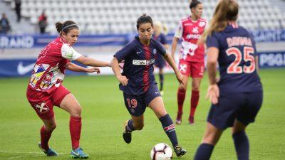 UEFA Women's Champions League : le PSG victorieux face à Breidablik