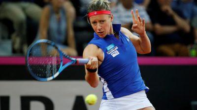 WTA de Luxembourg : toutes les françaises tombent au premier tour !
