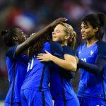 L'équipe de France féminine de football s'est imposée 4-0 face à l'Islande vendredi, à Nîmes, pour leur dernier match avec les éliminatoires à l'Euro-2021.