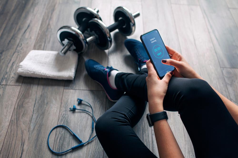 Quelle application choisir pour faire du sport à la maison ?