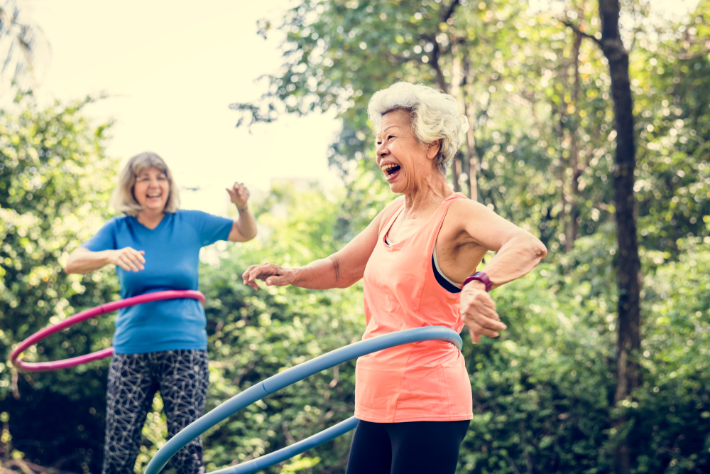 Lifestyle – Quelques bonnes raisons de se remettre au … hula-hoop !