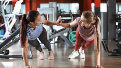 Lifestyle – Le fitness c'est bien… Avec sa meilleure amie, c'est mieux !