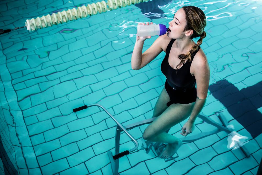 Lifestyle – Cinq bonnes raisons de se mettre à l'aquabike cet hiver