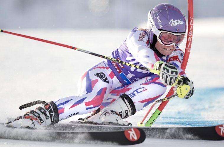 Ski alpin : Worley sur le podium pour l'ouverture de la Coupe du monde
