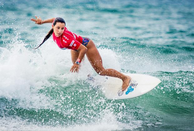 Surf : Johanne Defay qualifiée pour les JO de Tokyo-2020 !