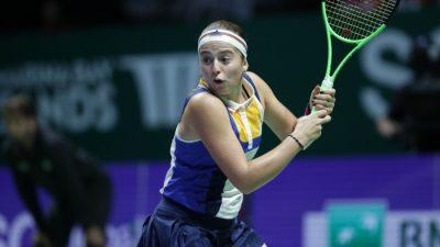 WTA de Luxembourg : coachée par Marion Bartoli, Ostapenko renoue avec la victoire !