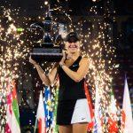 La Suissesse Belinda Bencic a remporté dimanche le tournoi WTA de Moscou une semaine avant le début du Masters 2019 dont elle a décroché le dernier ticket.