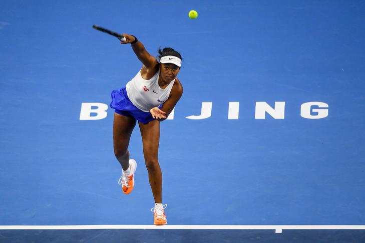 WTA de Pékin : Osaka remporte la finale contre la N.1 mondiale Barty