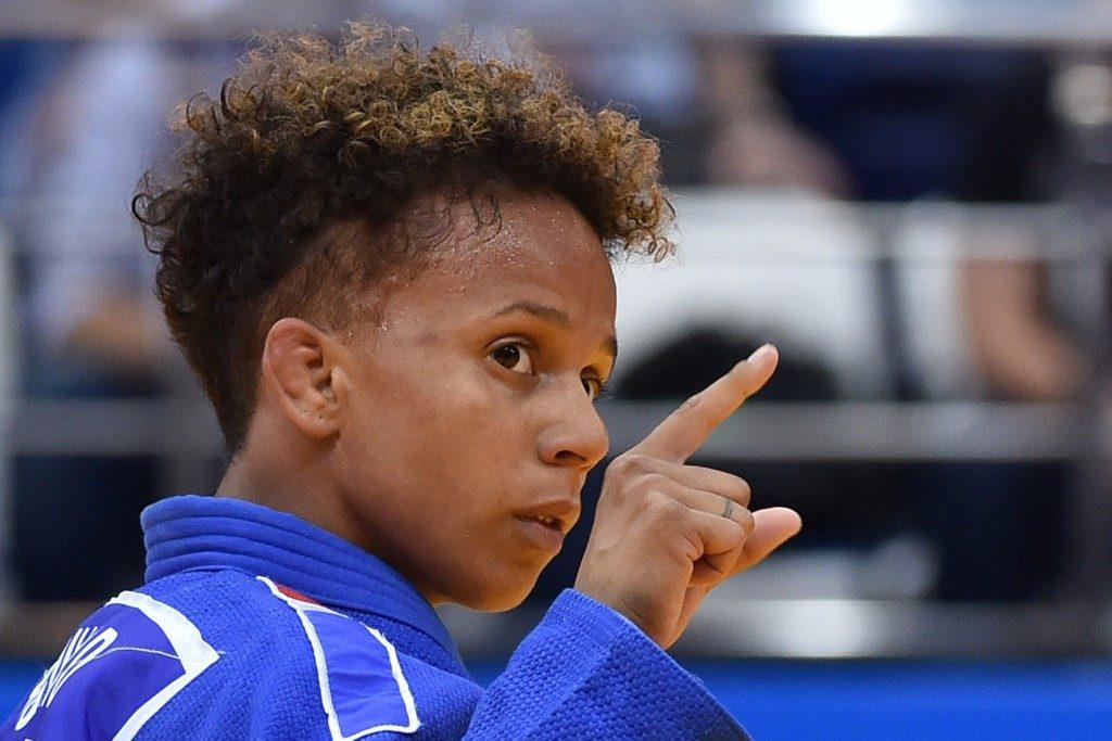 Judo – Amandine Buchard s'empare de l'or à Osaka !
