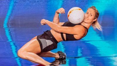 Melody Donchet reine du freestyle à Miami