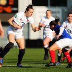 Terrible désillusion pour les rugbywomen françaises qui ont dominé le match avant de s'incliner dans les derniers instants face aux Anglaises (17-15).
