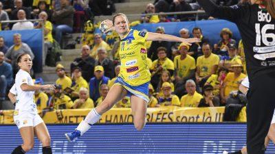 Ligue des champions handball – Metz se contente d'un nul