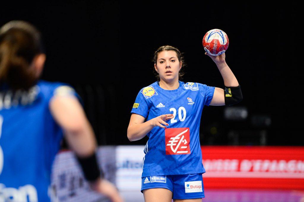 Handball : les Bleues écrasent le Brésil en préparation au Mondial-2019