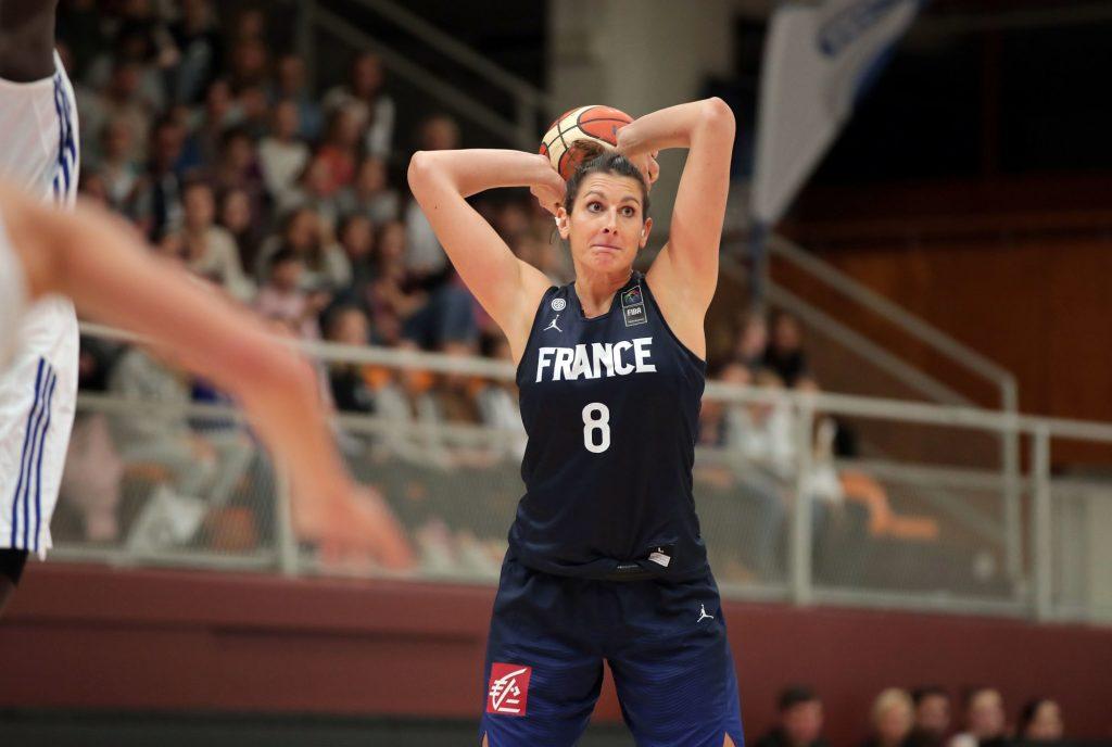 Les basketteuses françaises sonnent une deuxième fois l'Espagne (65-58)