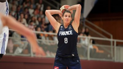 Les basketteuses françaises sonnent une deuxième fois l'Espagne !